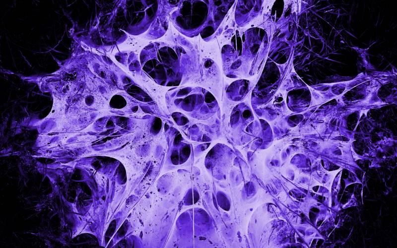 fond ecran abstrait effet toile tons violet fonds cran. Black Bedroom Furniture Sets. Home Design Ideas