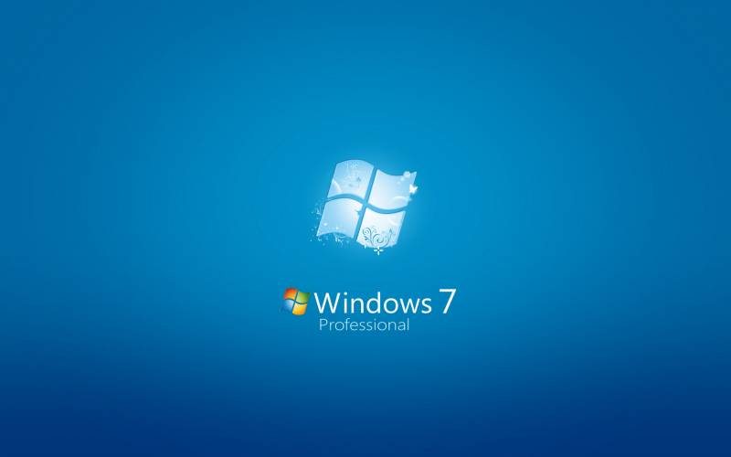 fond d'ecran windows 7 professionnel